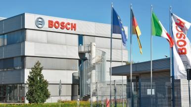 La prima pompa olio elettrica Bosch
