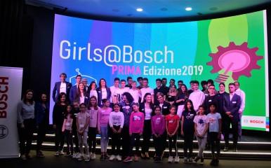 girls@bosch - Dai banchi di scuola alle professioni di domani