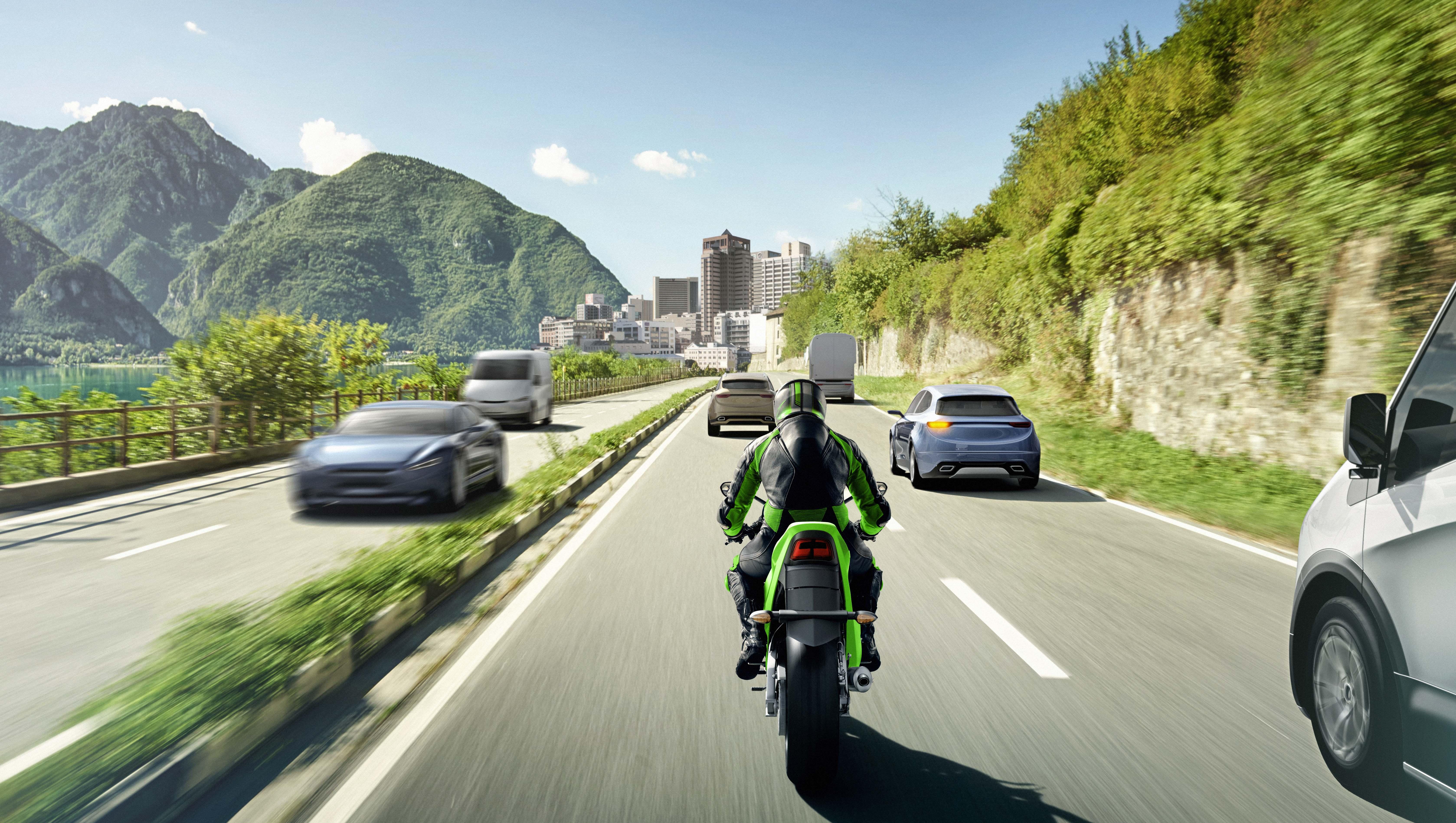 EICMA 2019 Kawasaki primo costruttore giapponese a dotare le proprie moto dei sistemi avanzati di assistenza alla guida di Bosch