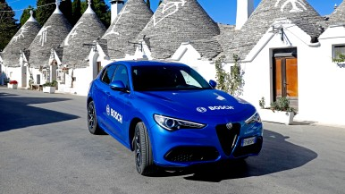 Giulia Stelvio MY2020 Automated Driving Level 2