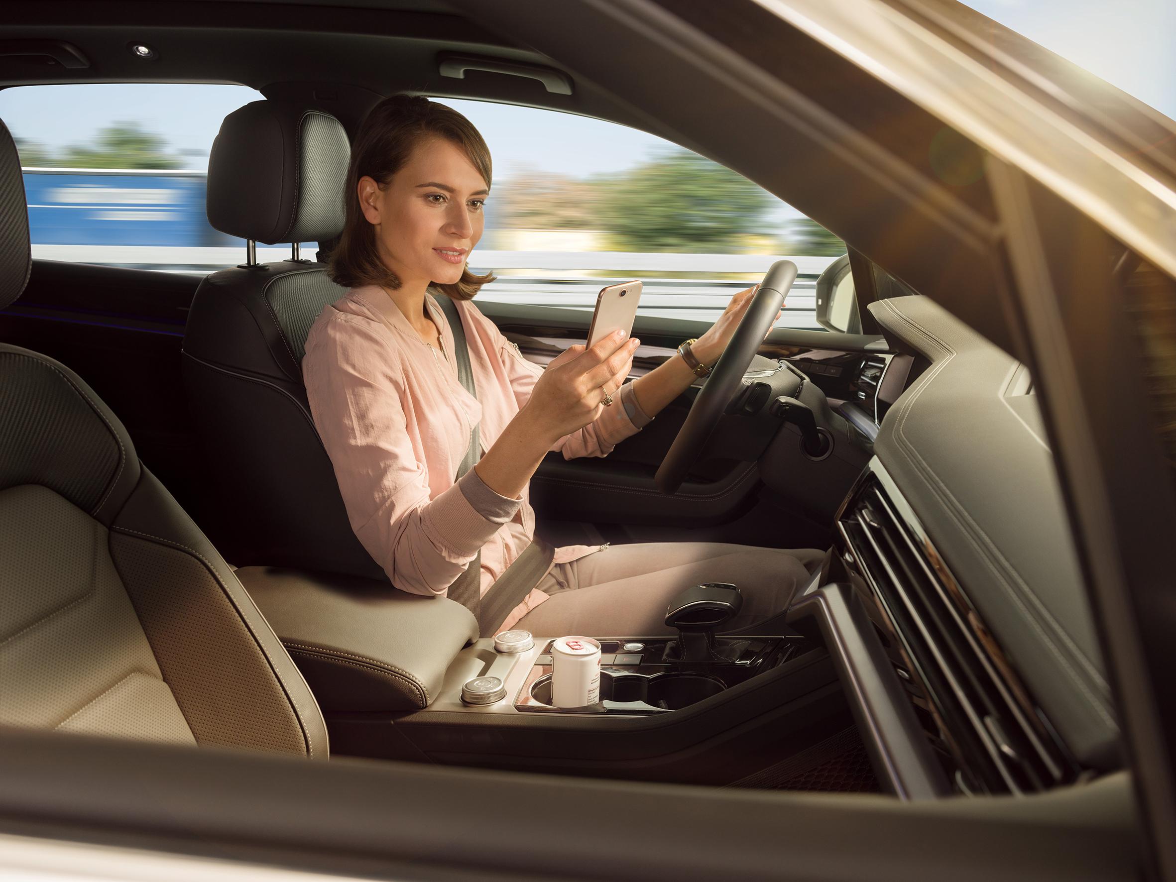 Le telecamere che salvano la vita: Bosch aiuta le auto a non perdere di vista i propri passeggeri
