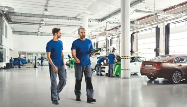 Bosch Automotive Aftermarket cambia look