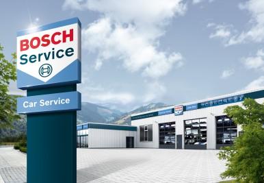 Bosch Automotive Aftermarket cambia look