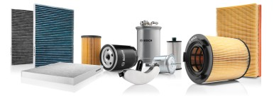 90 anni di filtri carburante Bosch