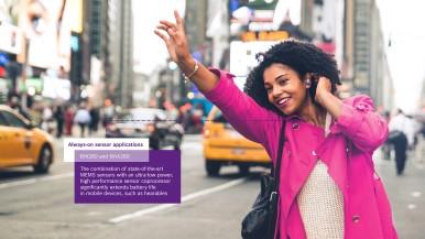 Bosch lancia la nuova generazione di hub di sensori smart BHI260 e BHA260 per wearable, hearable, AR/VR e altri dispositivi mobili