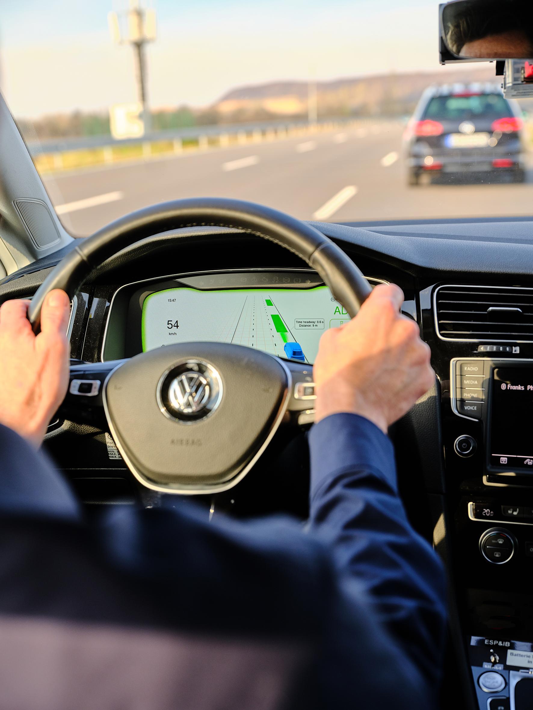 Una tappa fondamentale verso il traffico completamente connesso