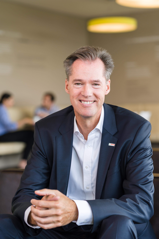 Markus Heyn, membro del Board of Management di Bosch