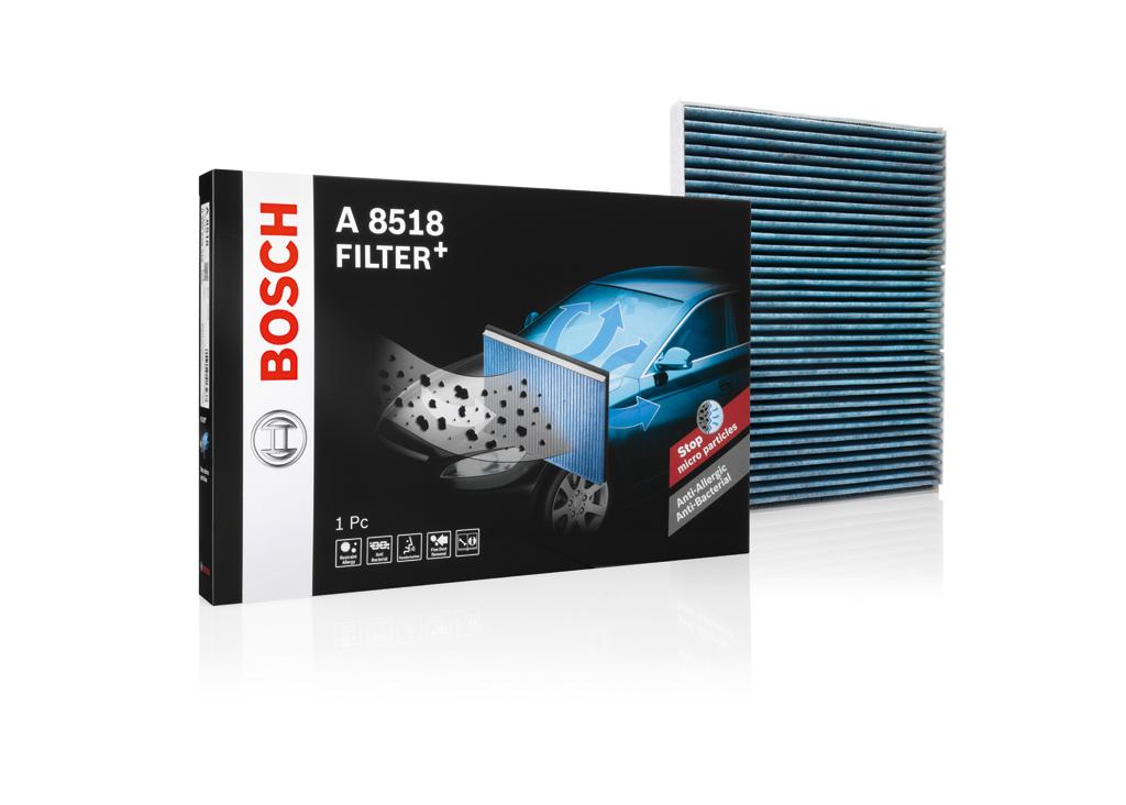 La regolare manutenzione del climatizzatore e la sostituzione del filtro abitacolo aumentano comfort e benessere