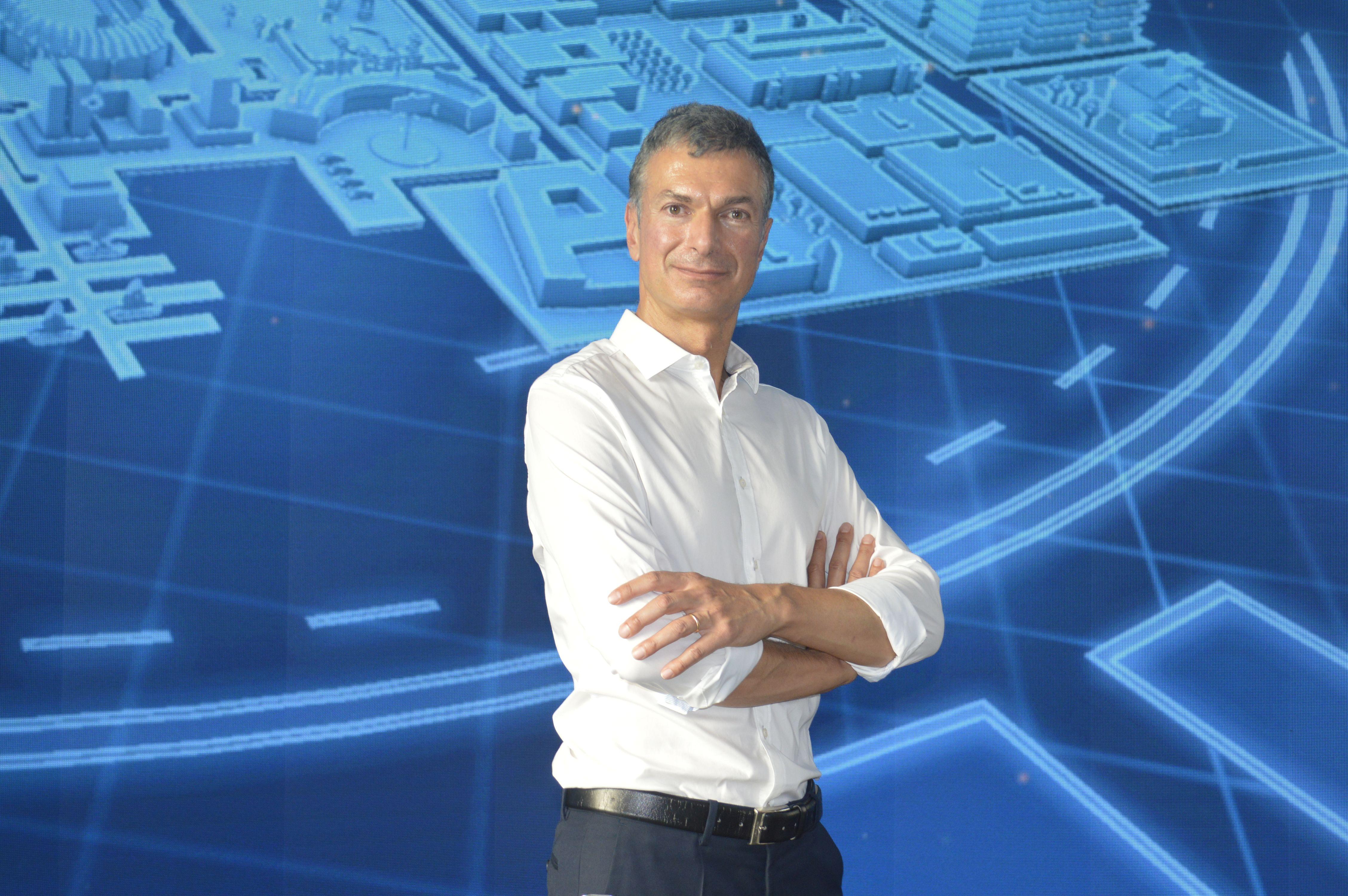 Riccardo Campagna, Senior Manager Bosch Sensortec Italia