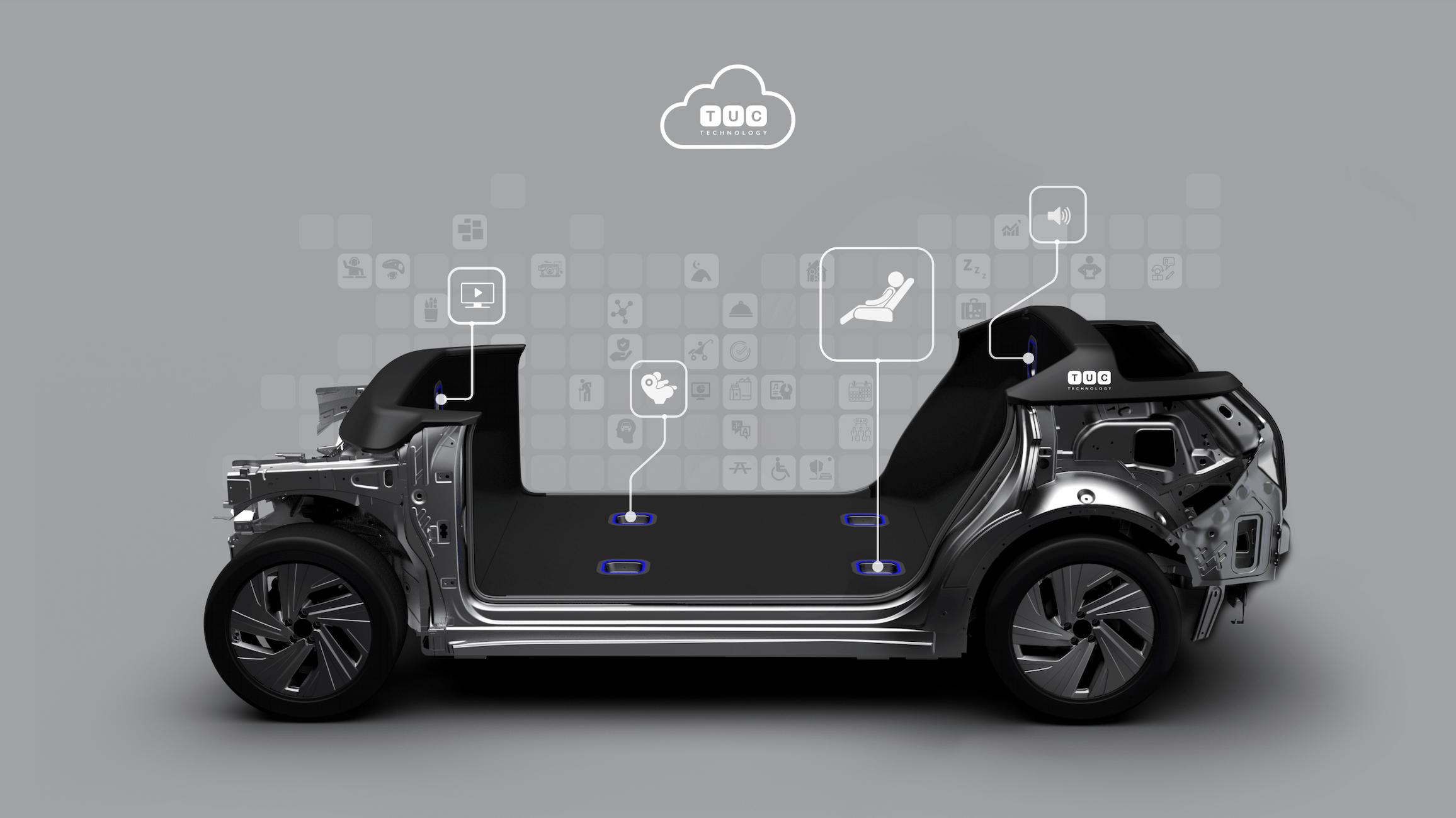 Bosch Engineering: l'auto come spazio da abitare