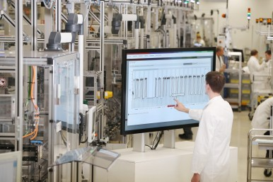 Consulenza sulla CO2: Bosch supporta le aziende manifatturiere nel per-corso verso la neutralità climatica