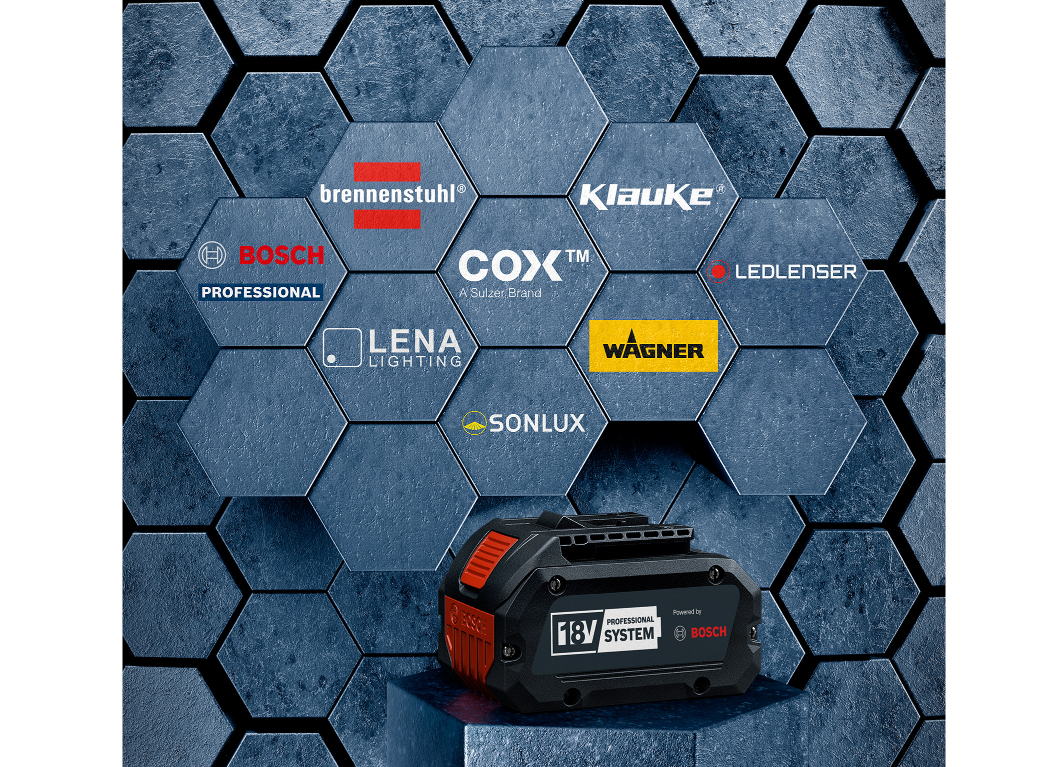Maggiore efficienza per i professionisti: Bosch apre il sistema Professional 18V a brand specializzati