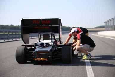 Formula SAE Italy, Formula Electric Italy & Formula Driverless 2018 - Bosch in pista con gli ingegneri di domani