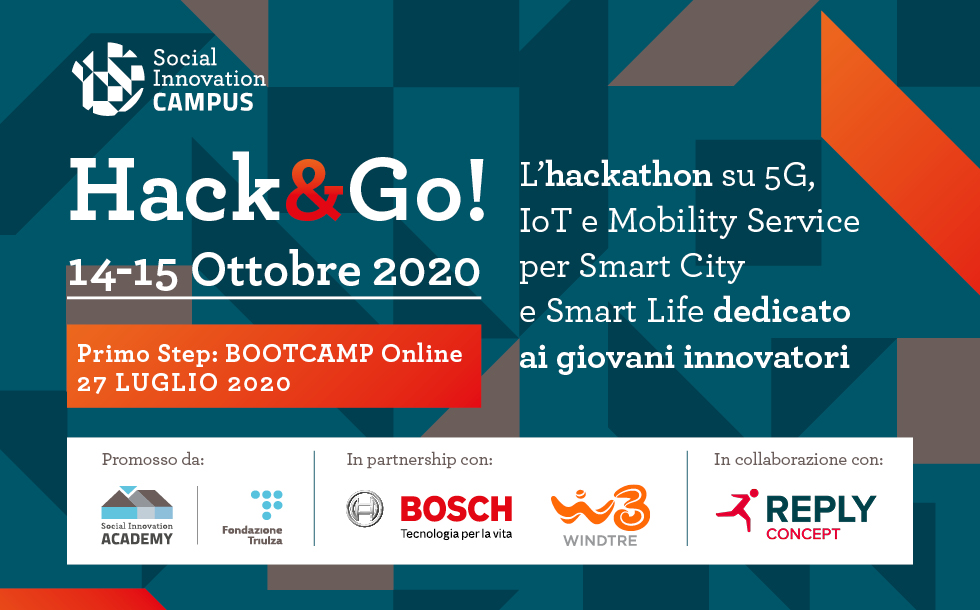 """Il futuro riparte dai giovani innovatori con """"Hack&Go!"""""""