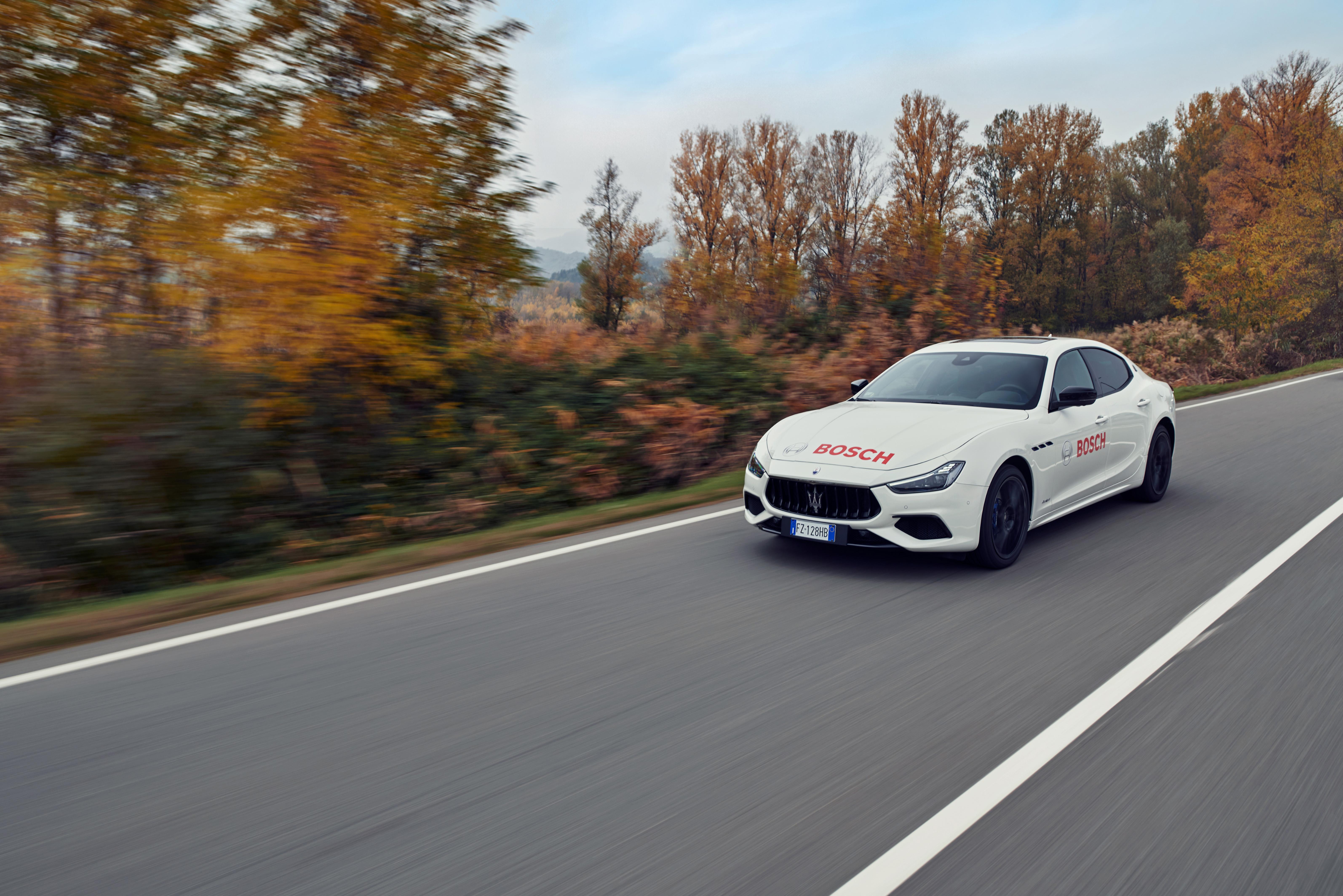 Bosch for Maserati Ghibli Hybrid_02