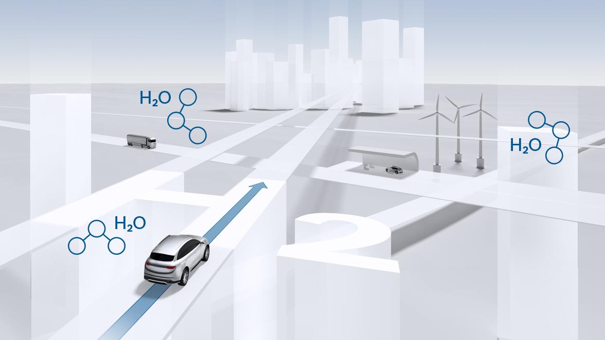 Bosch: fuel cell per la mobilità del futuro