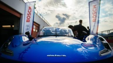 La tecnologia Bosch a bordo della Dallara Stradale