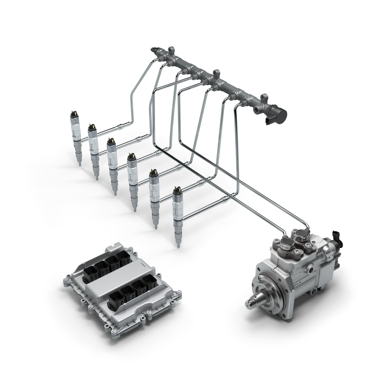 Bosch e Weichai Power aumentano l'efficienza dei motori diesel degli autocarri Weichai al 50%