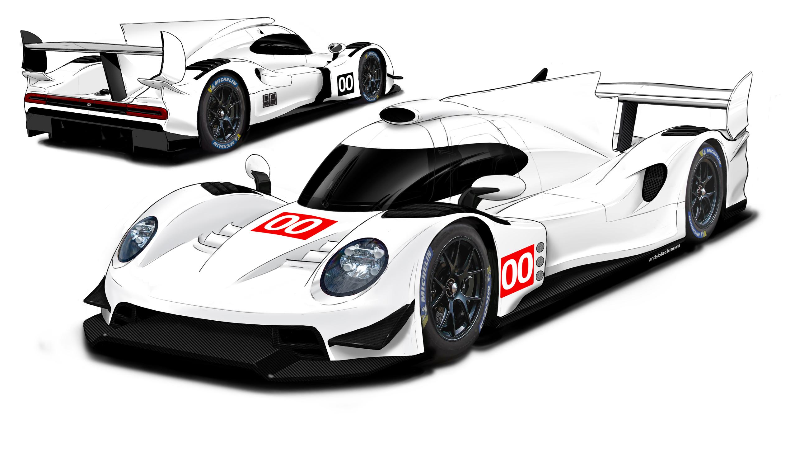 Bosch Motorsport è fornitore esclusivo dei sistemi di propulsione ibridi per la nuova categoria LMDh