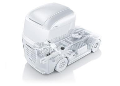 Bosch apre la strada per il trasporto a impatto zero