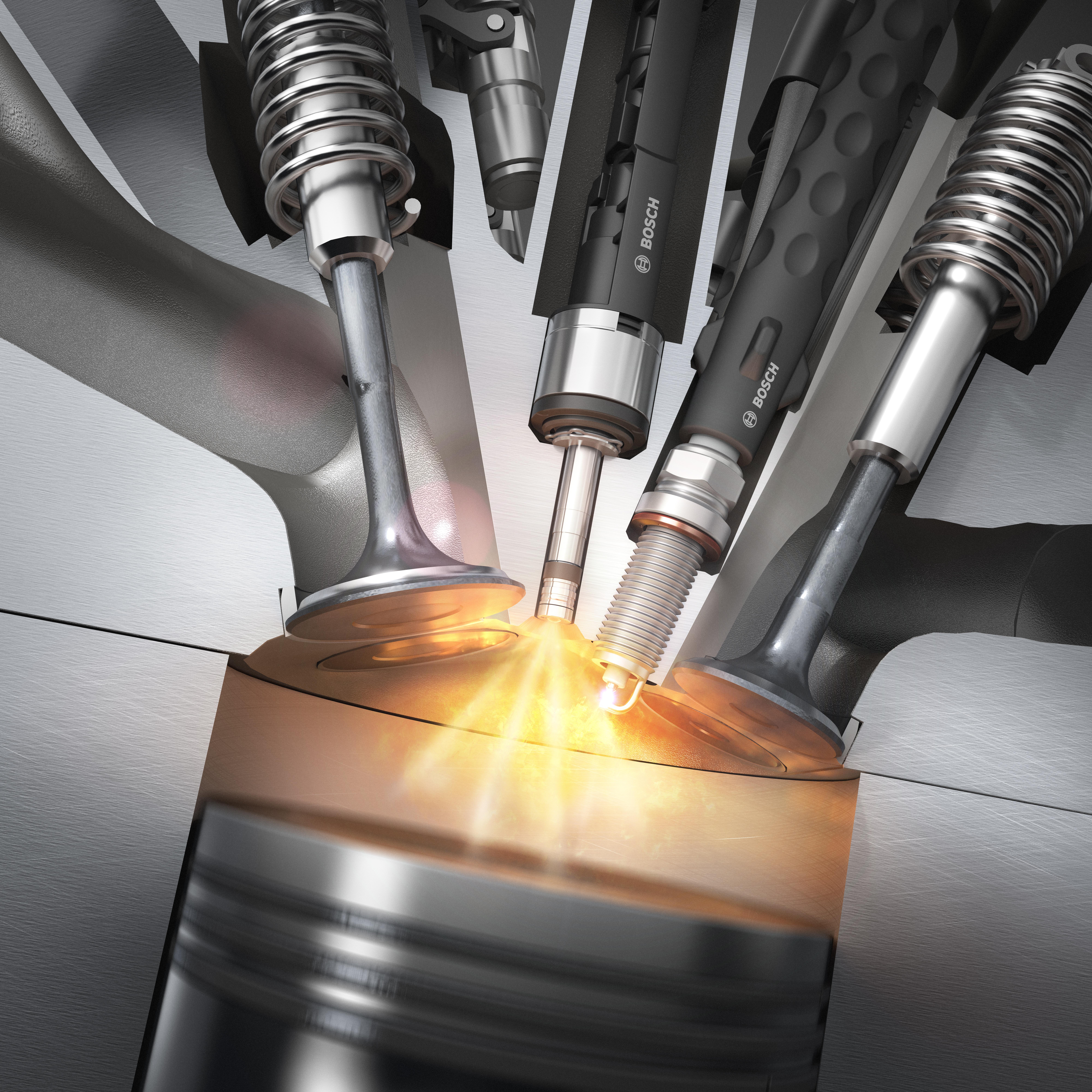 Novità: candele Bosch EVO ad alta resilienza