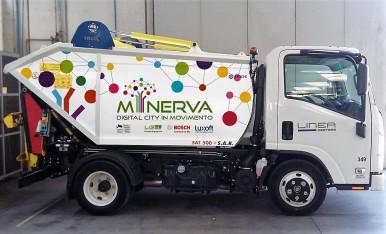 Il progetto Minerva di Bosch.IO, LGH e Luxoft protagonista all'evento Science fo ...