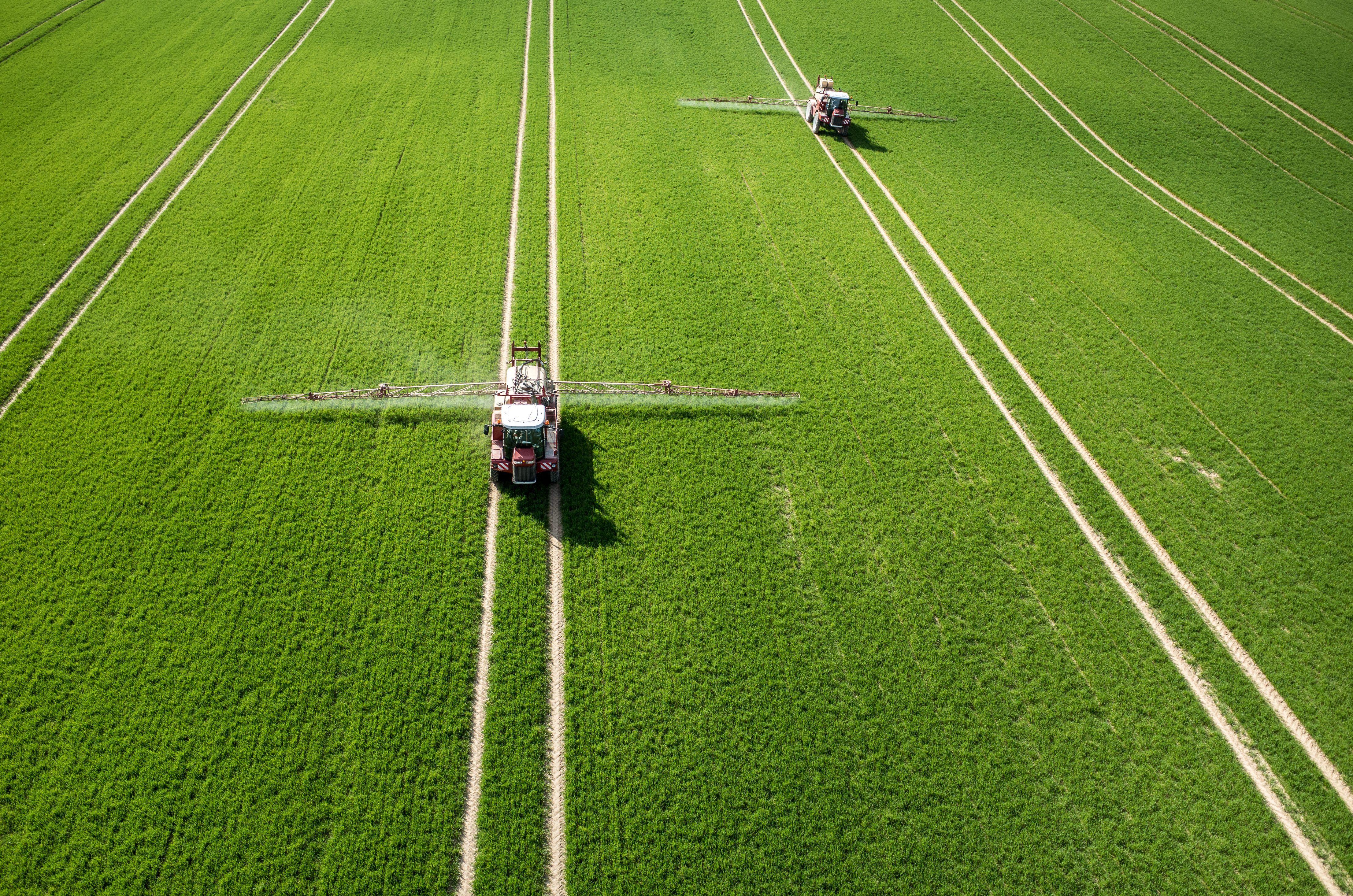 Joint venture Bosch e BASF nel settore agricolo