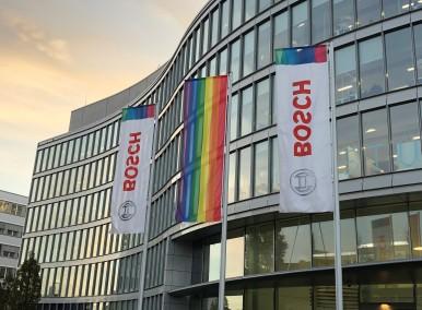 Bosch Italia aderisce a Parks - Liberi e Uguali