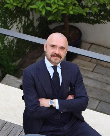 Igor Suran, Direttore esecutivo di Parks