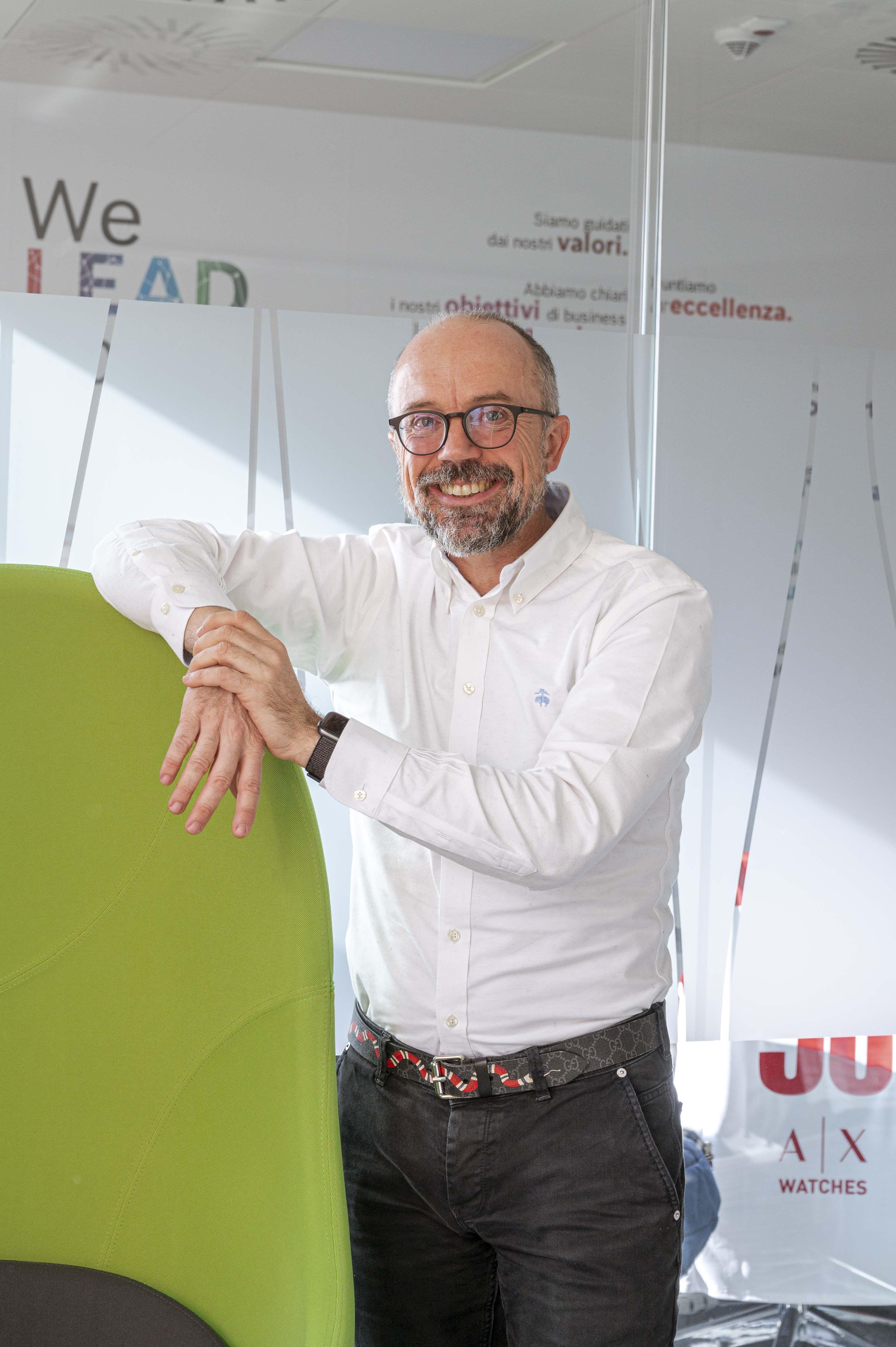 Roberto Zecchino, Vice Presidente Risorse Umane e Organizzazione Bosch Sud Europa