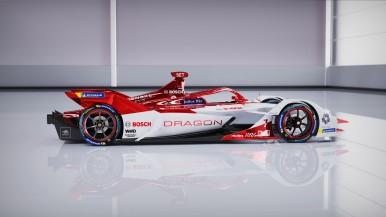 Elettrificazione per il motorsport: nasce la partnership tra Bosch e DRAGON/PENS ...