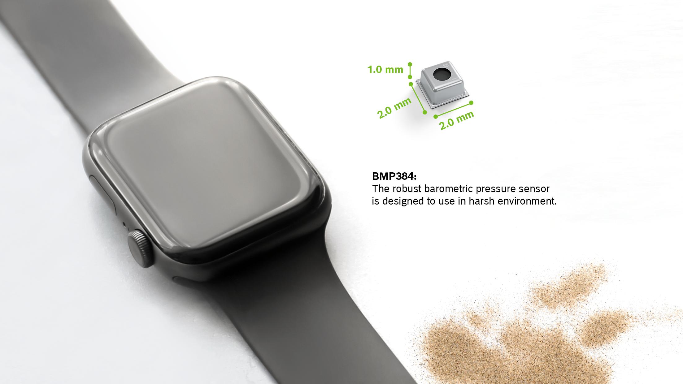 L'acqua non fa più paura: Bosch lancia un nuovo sensore di pressione barometrica