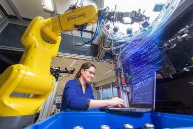 L'IA sarà introdotta negli stabilimenti Bosch di tutto il mondo