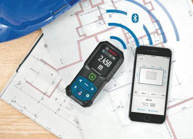 Misurazione precisa, lettura semplice, trasferimento wireless: gli affidabili di ...