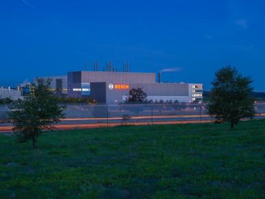 Un'altra tappa importante verso l'apertura della nuova fabbrica Bosch di chip a  ...