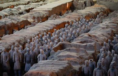 Rilevatori intelligenti proteggono i millenari guerrieri cinesi di terracotta da ...