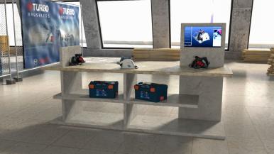 Bosch Professional inaugura il cantiere virtuale dedicato agli elettroutensili B ...