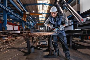 Bosch Professional presenta le smerigliatrici angolari BITURBO: più asportazione ...