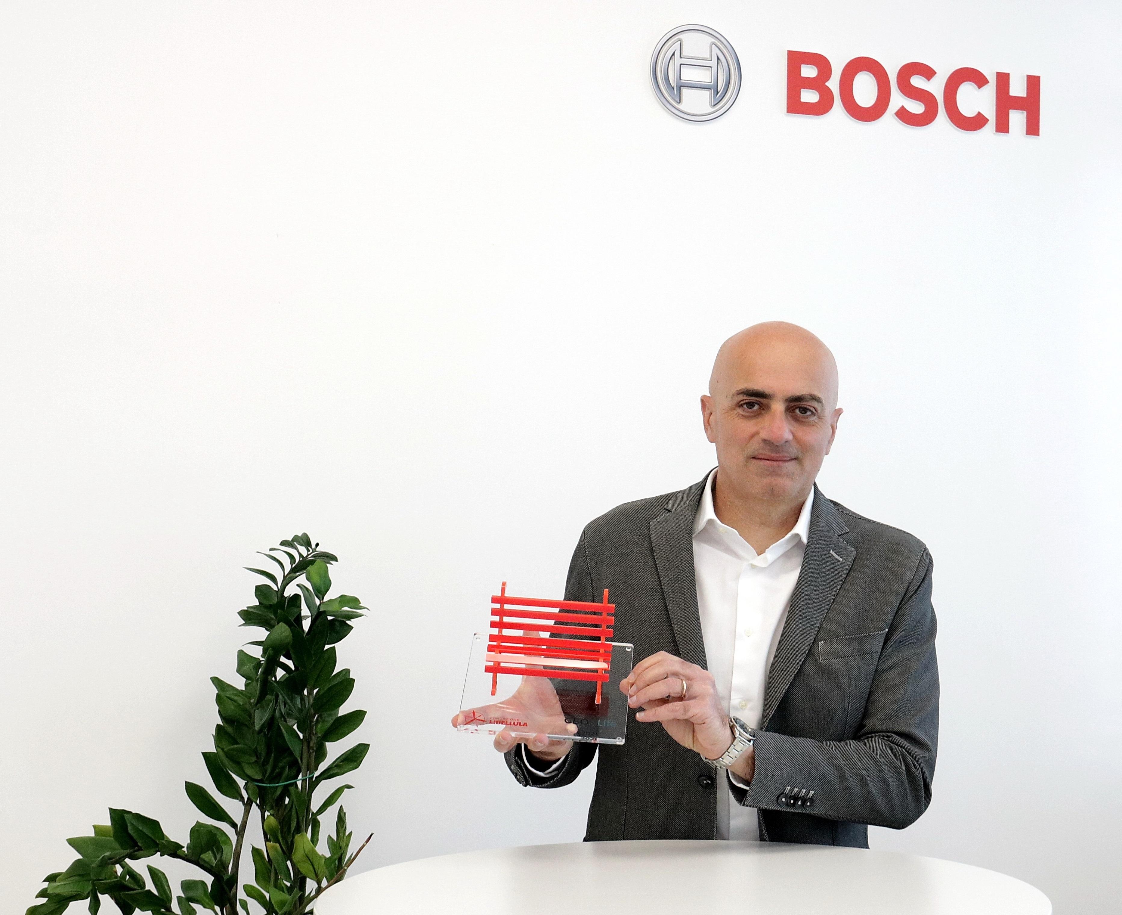 Fabio Giuliani - General Manager di Bosch Italia