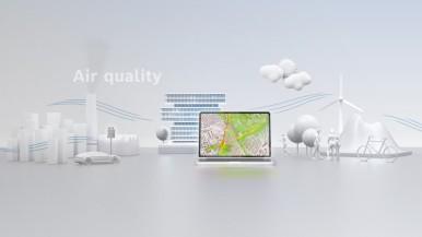 Bosch e PTV Group: insieme per migliorare la qualità dell'aria