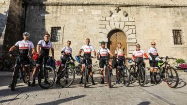 100 km per il Centro Italia - Bosch torna nelle zone terremotate: in eBike per riscoprire il territorio
