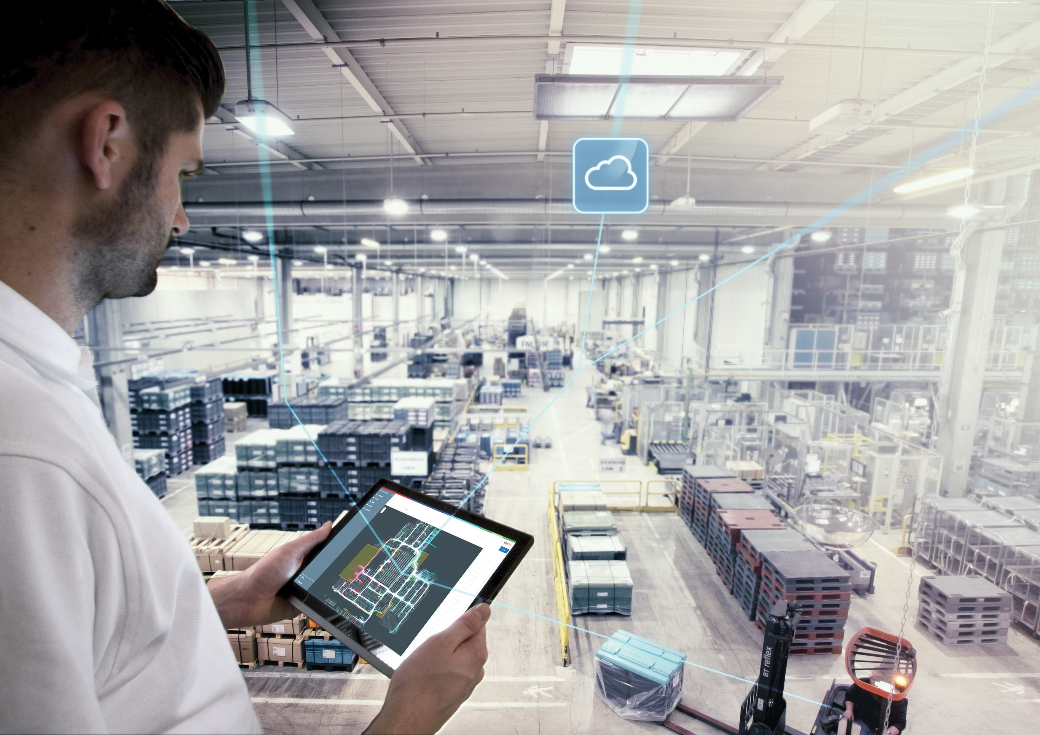 Adattabile ed efficiente: la fabbrica del futuro