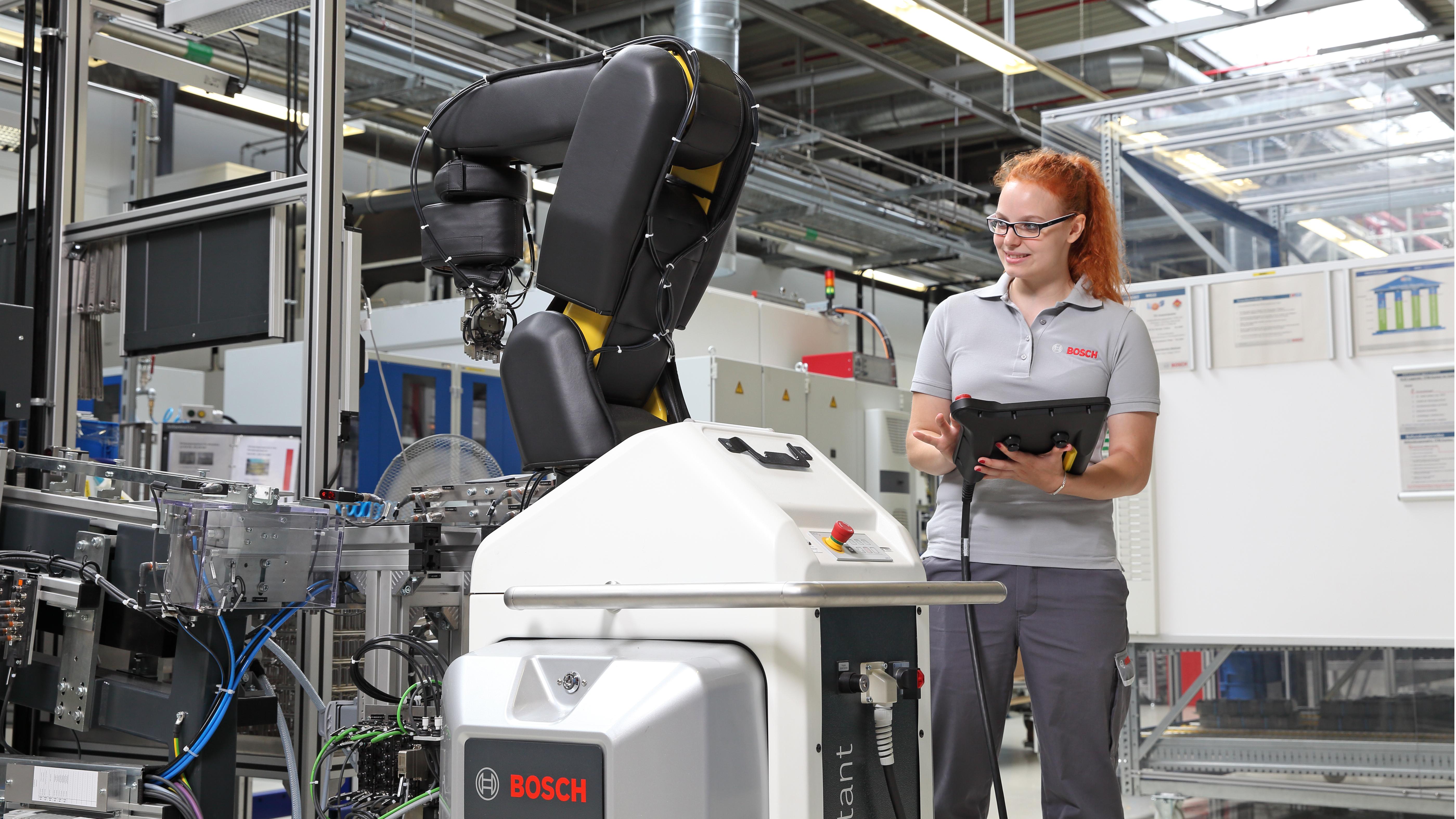 Colleghi robot, azione per il clima e intelligenza artificiale