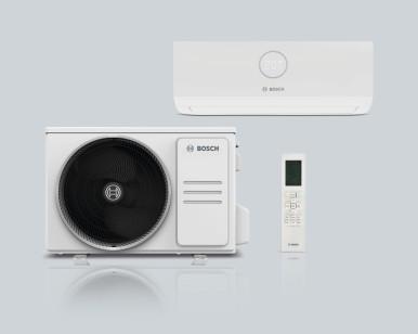 I nuovi climatizzatori Climate di Bosch