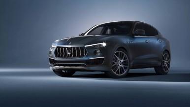 Tecnologia Bosch a bordo della nuova Maserati Levante Hybrid