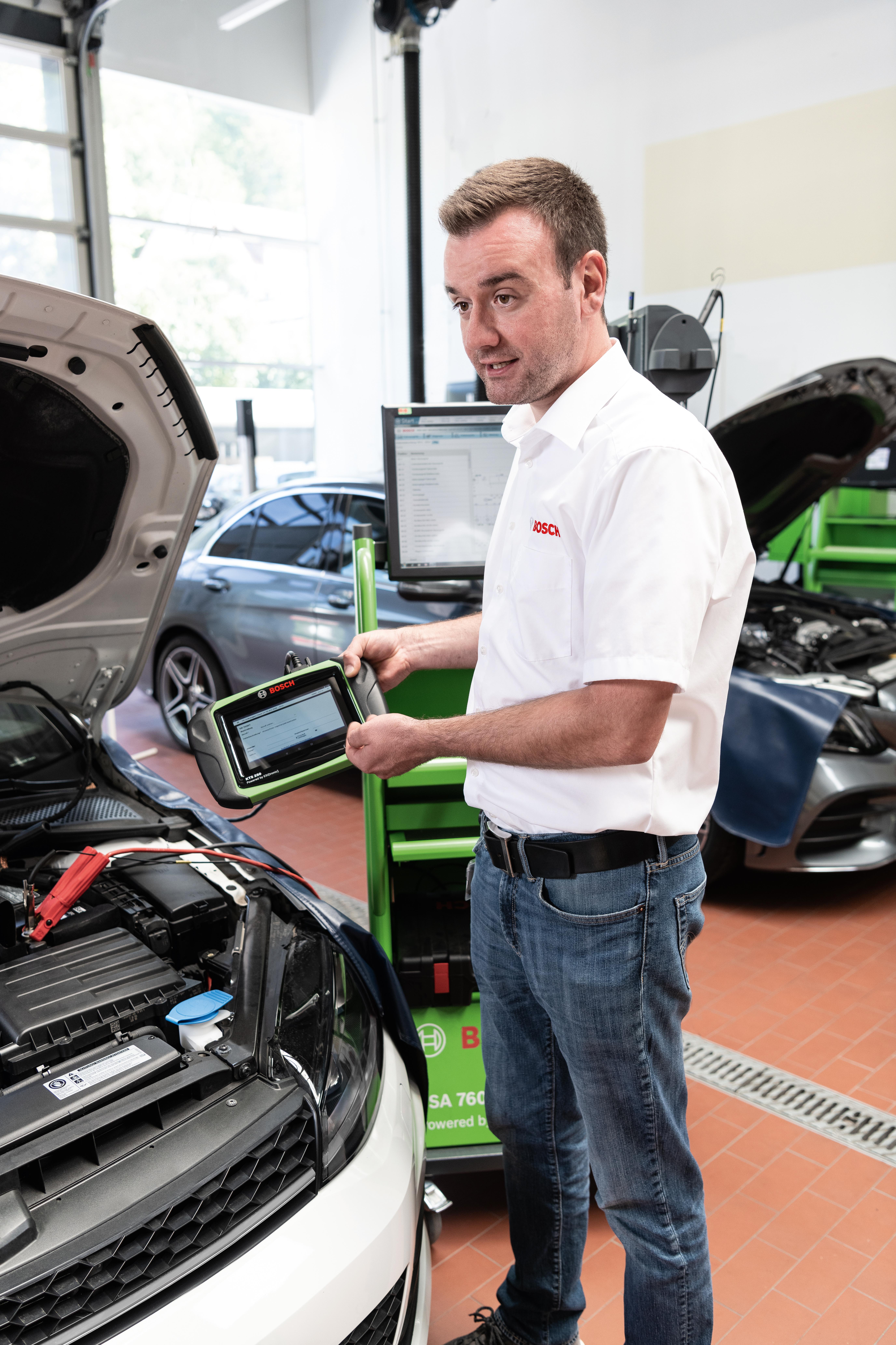 Bosch Automotive Aftermarket