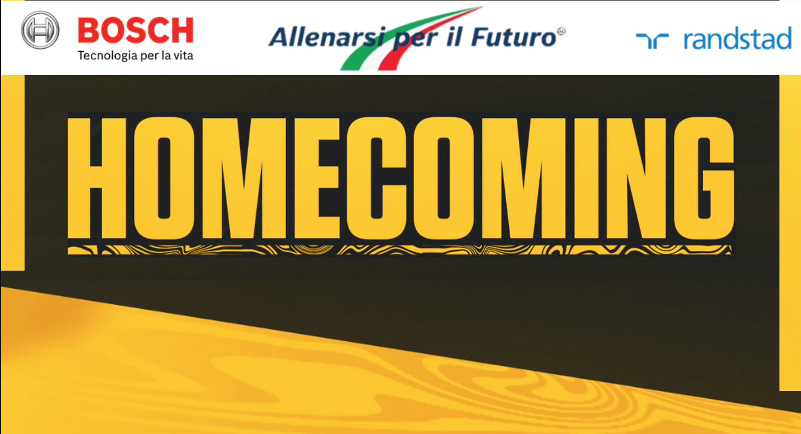 """Progetto Bosch """"The Homecoming"""""""