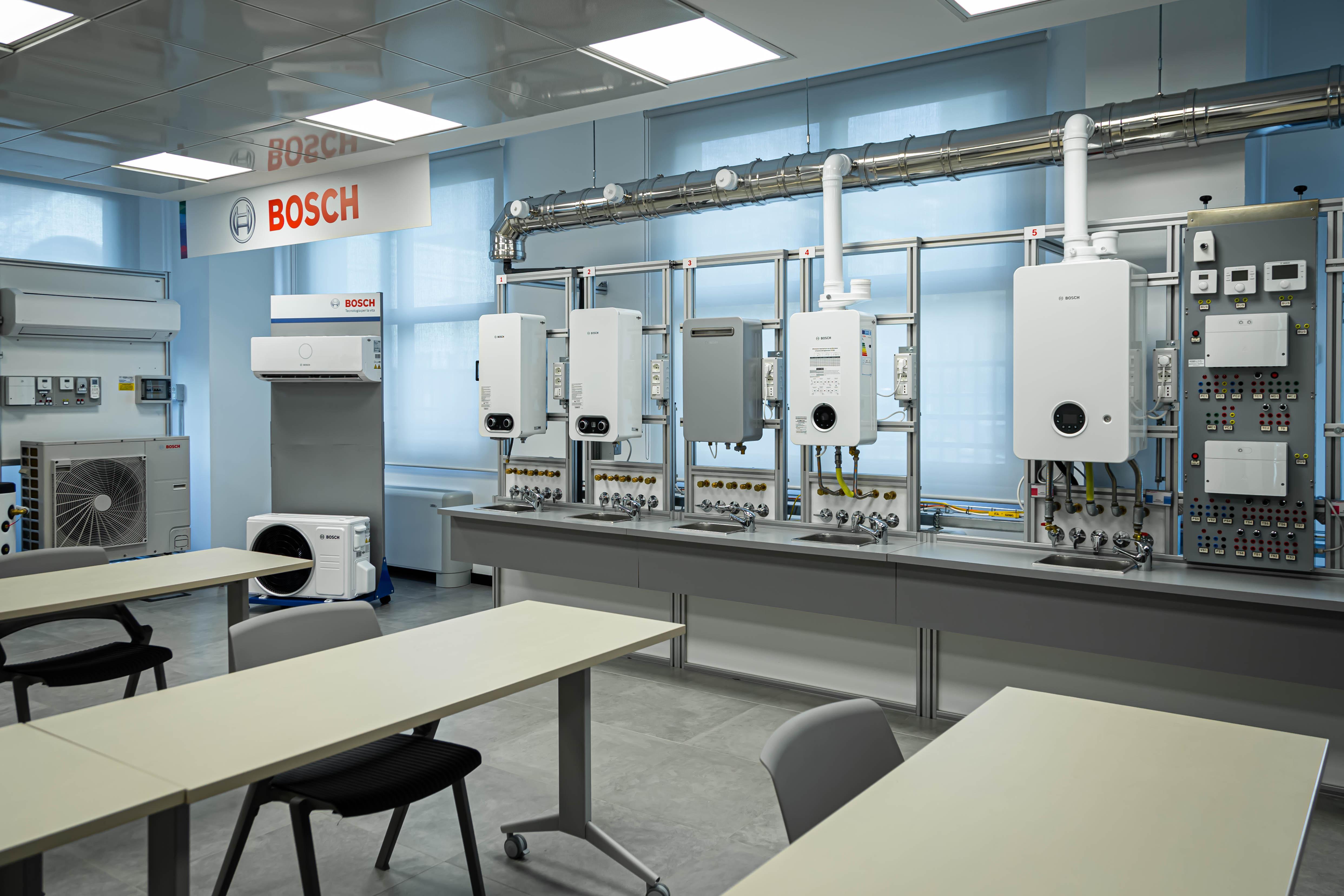 Nuovo Centro di Formazione di Bosch Termotecnica