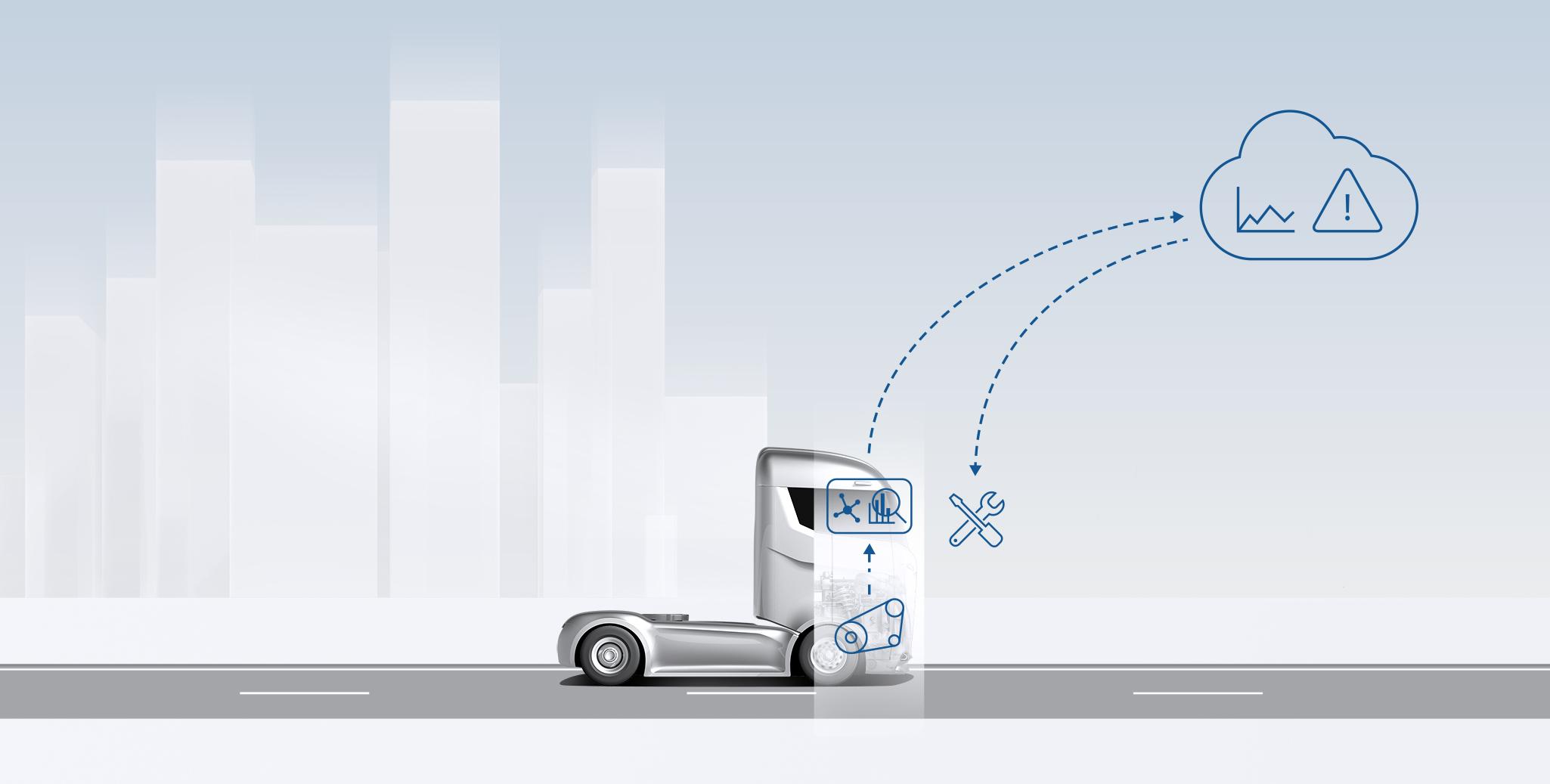 Autonomo, connesso, elettrificato: Bosch traccia nuovi percorsi nel settore del trasporto merci