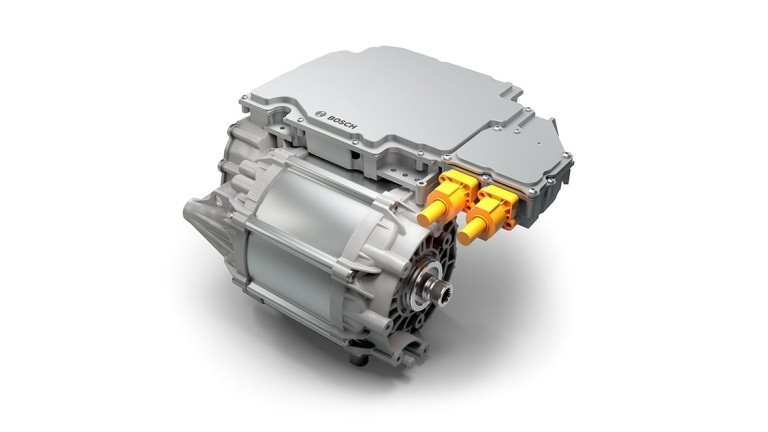 """""""A pieno carico"""": arrivano i furgoni elettrici Bosch"""